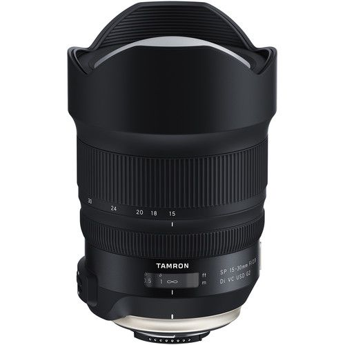 Tamron SP 15-30mm f/2.8 Di VC USD G2 Lens for Nikon F