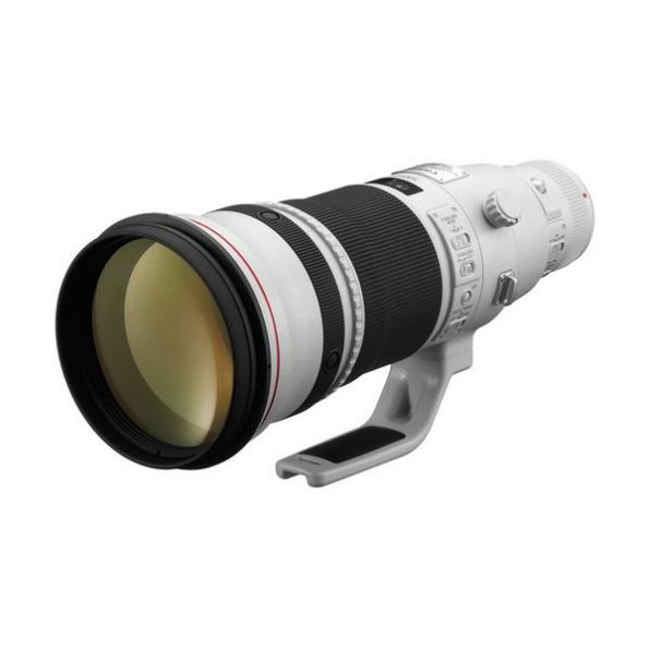 Canon EF 500mm f/4L IS II USM Lens