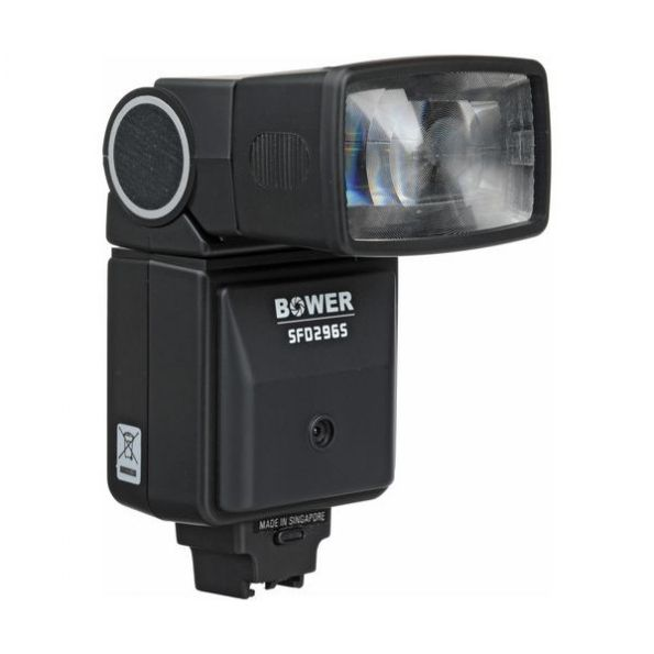 Bower SFD296S Flash Digital Automatic for Sony/Minolta Cameras