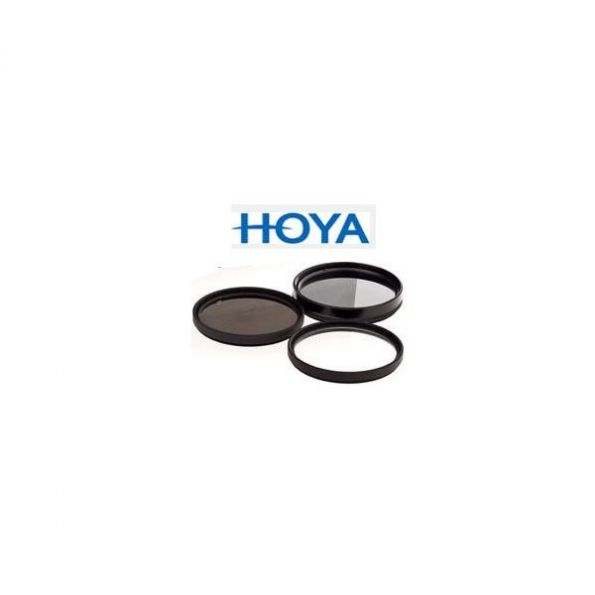 Hoya 3 Piece Filter Kit (52mm)