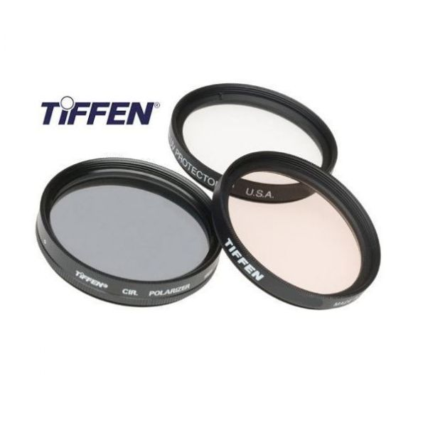 Tiffen 3 Piece Filter Kit (46mm)