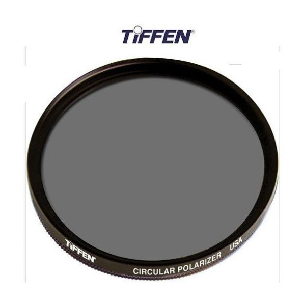 Tiffen CPL ( Circular Polarizer ) Filter (46mm)