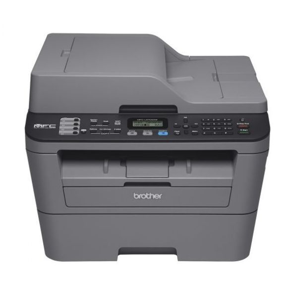 Brother - MFC-L2700DW Wireless All-in-One Laser Printer