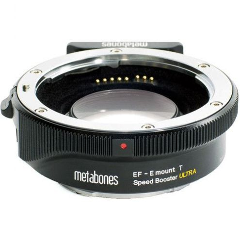 Metabones T Speed Booster Adapter for Canon  EF-Mount to Sony E-Mount