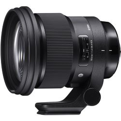 Sigma 105mm f/1.4 DG HSM Art Lens for Leica L