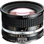 Nikon 20mm NIKKOR f/2.8 AIS Manual Focus Lens
