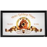 Mgm Fixed Frame Screen 92in