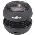 Manhattan Mobile Mini Spkr Blk