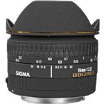 Sigma 15mm f/2.8 EX DG Diagonal Fisheye Autofocus Lens for Nikon