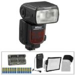 Nikon SB-910 Flash AF Speedlight Essential Wedding and Event Kit