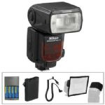 Nikon SB-910 Flash AF Speedlight Deluxe Wedding and Event Kit