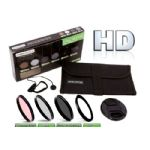 Precision 6 Piece HD Multi Coated Glass Filter Kit (62mm)