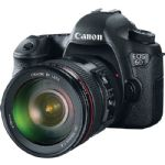 Canon EOS 6D Digital SLR Camera W/ 24-105mm Lens