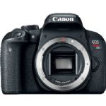 Canon EOS Rebel T7i DSLR Camera Body